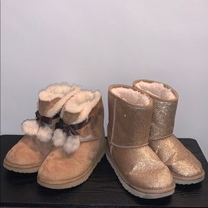 Two Pairs of Ugg Boots